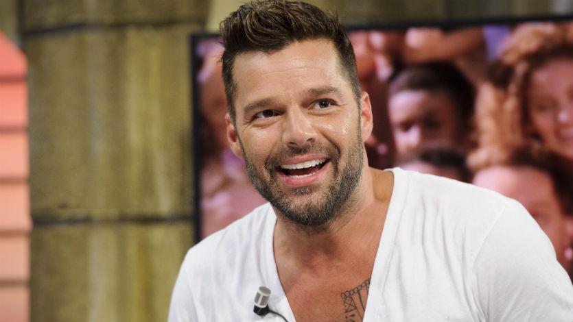 Ricky Martin será juez y productor del reality La Banda