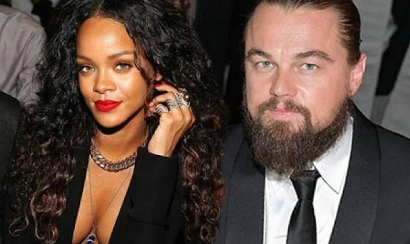 Detalles del romance entre Rihanna y Leonardo Dicaprio