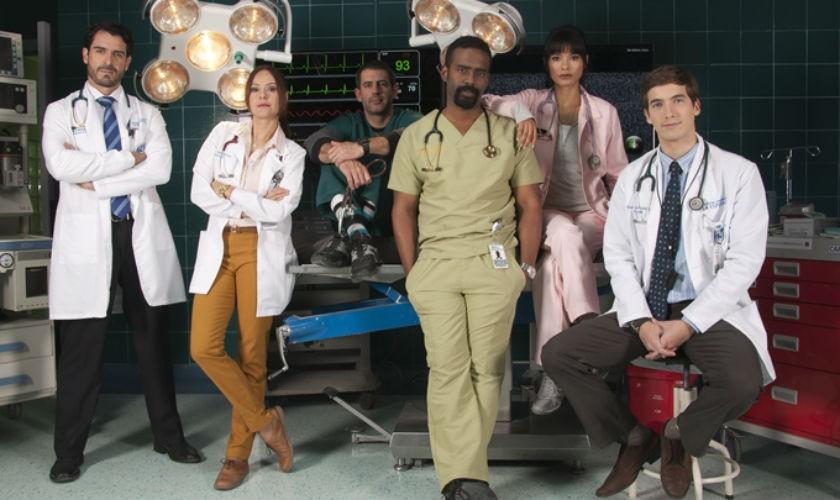 Personajes de Sala de Urgencias Canal RCN