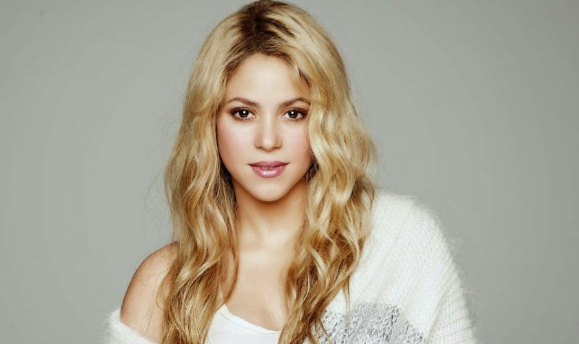Shakira comparte primera foto de su hijo Sasha Piqué