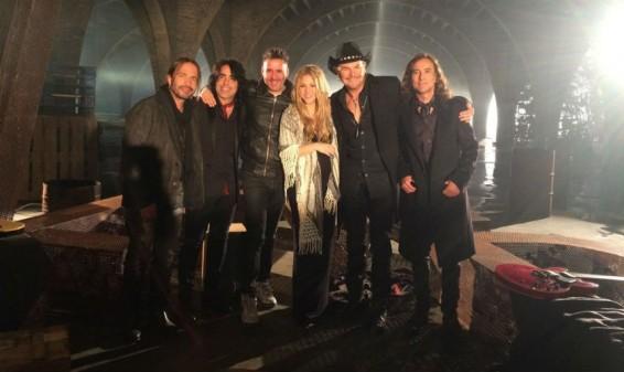 Maná estrena junto a Shakira su nueva canción titulada 'Mi Verdad'