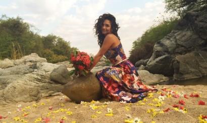 Kimberly Reyes habla de su papel en la serie de Diomedes