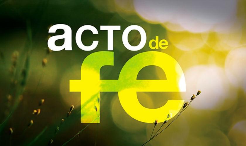 Acto de Fe, el nuevo programa del Canal RCN