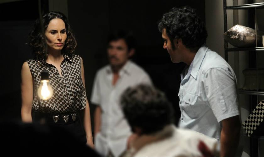 La actriz Ana Serradilla aclara rumores de su relación con Julián Román