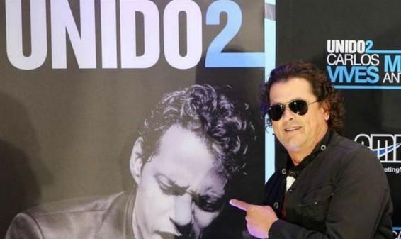 Carlos Vives y Marc Anthony realizarán juntos una gira por Estados Unidos