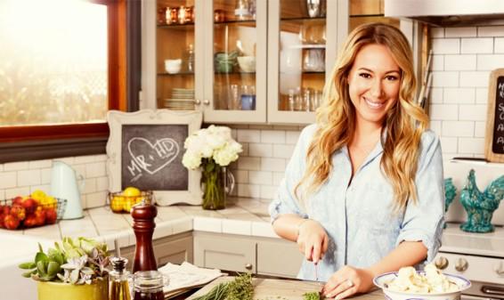 Discovery Home & Health anuncia estreno de Cocinando con Haylie Duff