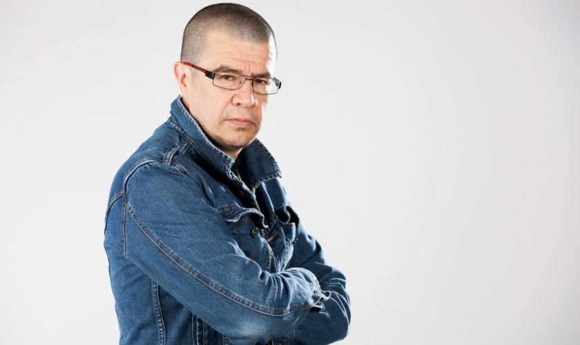Dago García será demando por plagio de 'Carta al niño Dios'