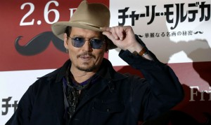 Johnny Depp sufre accidente en la rodaje Piratas del Caribe