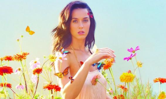 Katy Perry confirma concierto en Bogotá para el mes de Octubre