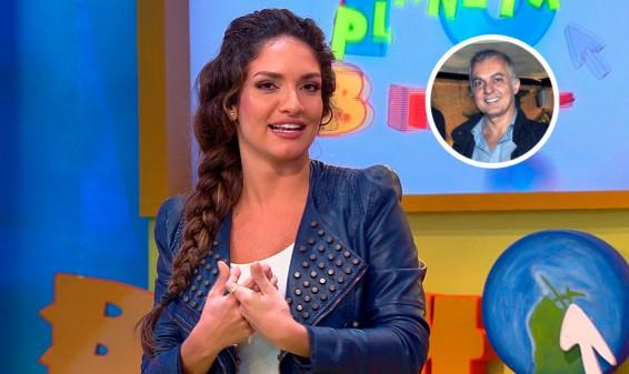 Nuevo amor de Kimberly Reyes es treinta años mayor que ella