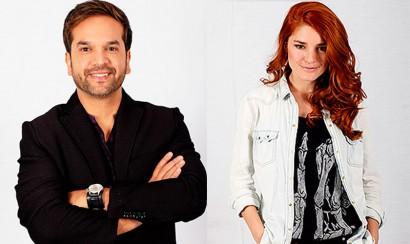Patricia Bermúdez y Óscar Rodo semifinalistas en 'Tu cara me suena'