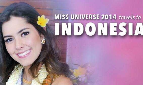 Paulina Vega presenta su primer comercial como Miss Universo