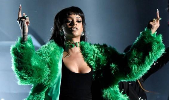 Rihanna niega tener un romance con el actor Leonardo DiCaprio