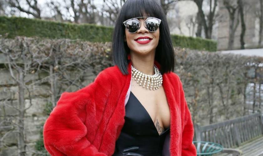 Rihanna será imagen de Christian Dior