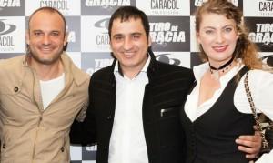 Canal Caracol presentó a los medios de comunicación 'Tiro de Gracia'