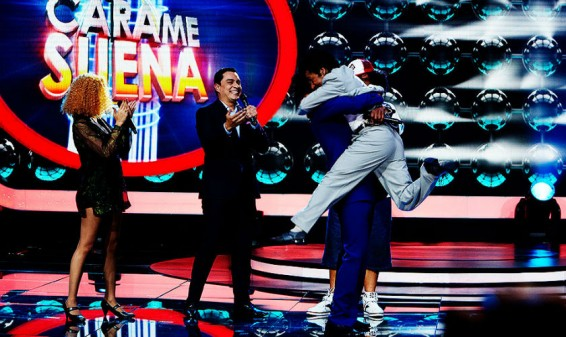 Adriana Bottina y Jimmy Vásquez van a la final de Tu Cara Me Suena