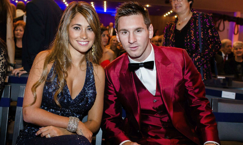 Lionel Messi anunció que será papá por segunda vez