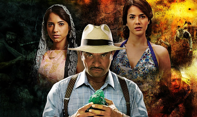 Fecha de estreno de Esmeraldas, el color de la ambición