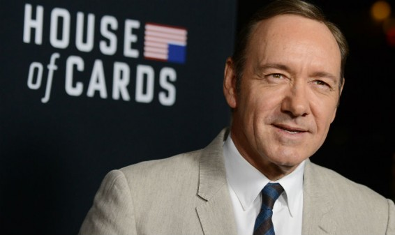 Netflix confirma la cuarta temporada de la serie 'House of Cards'