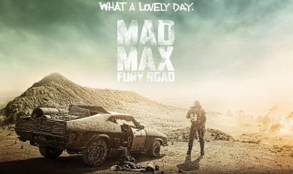 Subtitulado: Trailer de la película Mad Max: Fury Road