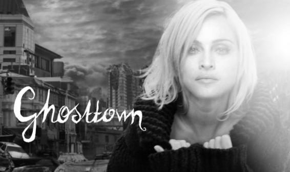 Madonna estrena video de la canción 'Ghosttown'