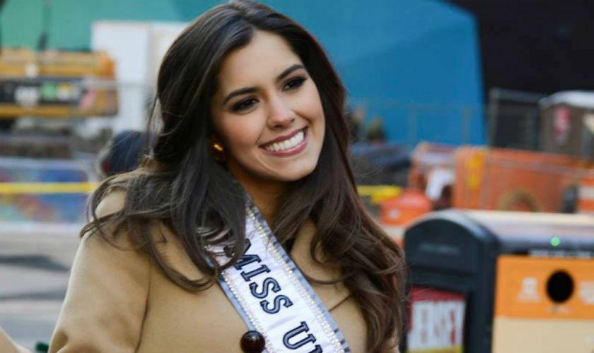 Miss Universo, Paulina Vega confirma su visita a Colombia