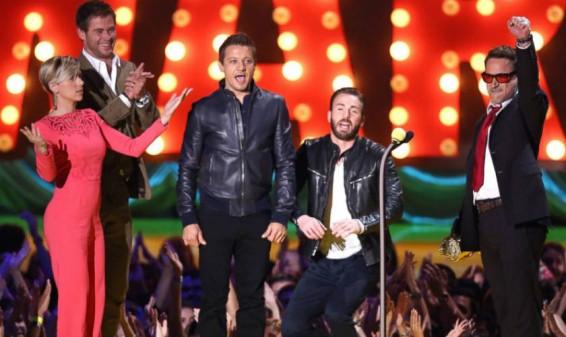 Estos fueron los ganadores de los MTV Movie Awards 2015