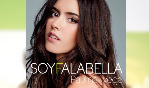 Miss Universo Paulina Vega es la nueva imagen de Falabella