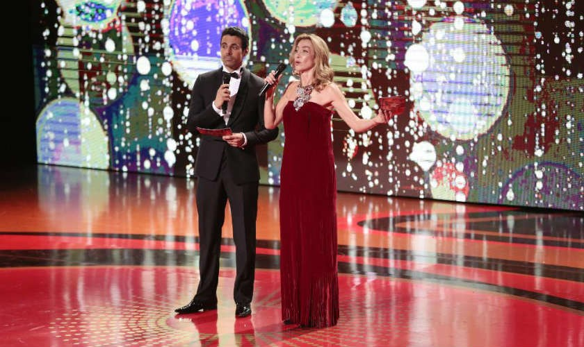 Ganadores de los Premios TV y Novelas 2015
