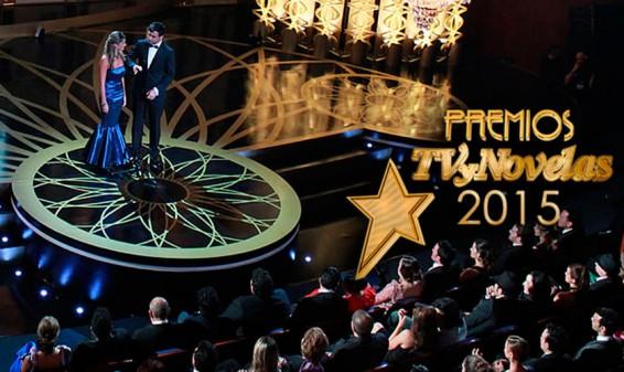 Canal RCN anuncia que transmitirá los premios TV y Novelas 2015