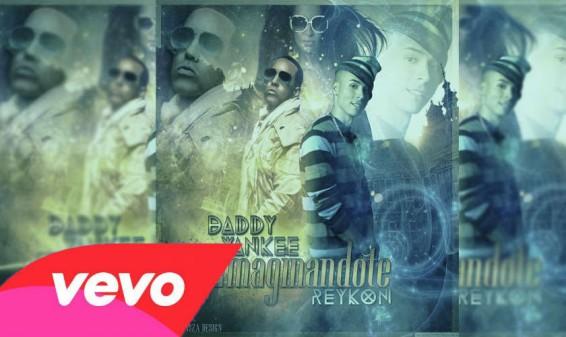 Reykon presenta el video de 'Imaginándote' junto a Daddy Yankee