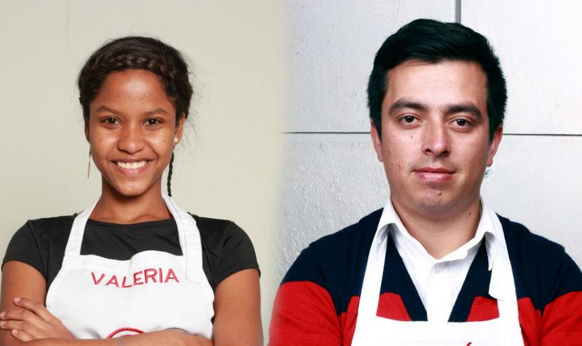 Jose y Valeria de MasterChef confirman su noviazgo
