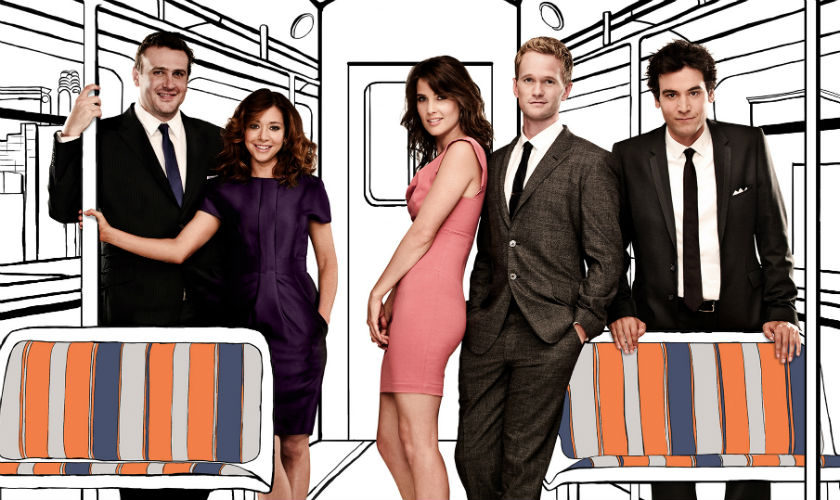 Canal Sony emitirá temporada final de How I Met Your Mother
