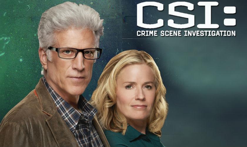 La cadena CBS confirmó la cancelación de la serie 'CSI'