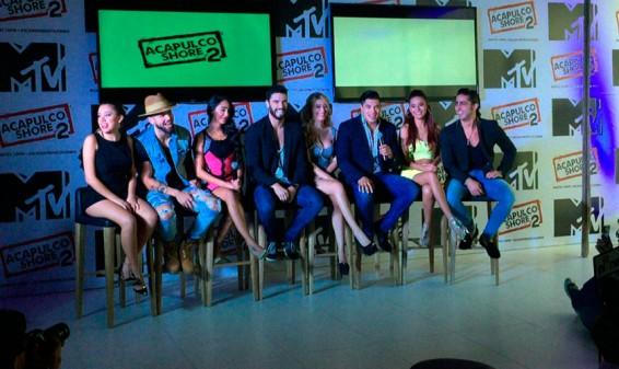 La cadena MTV anunció la fecha de estreno de Acapulco Shore 2
