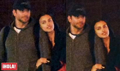 Irina Shayk cambia a Cristiano por Bradley Cooper