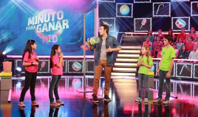 Canal RCN tiene fecha de estreno de 'Minuto para ganar Kids'