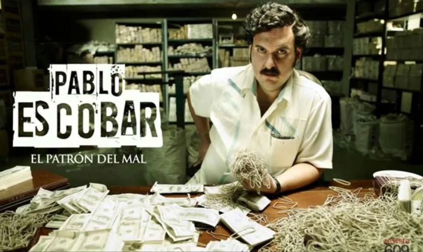 'Pablo Escobar, el patrón del mal' disponible en iTunes