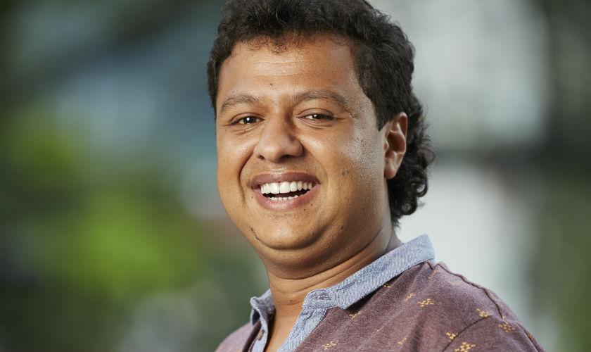 Rafael Santos está en desacuerdo con la novela 'Diomedes' del Canal RCN