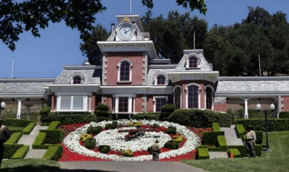 Rancho Neverland de Michael Jackson está a la venta