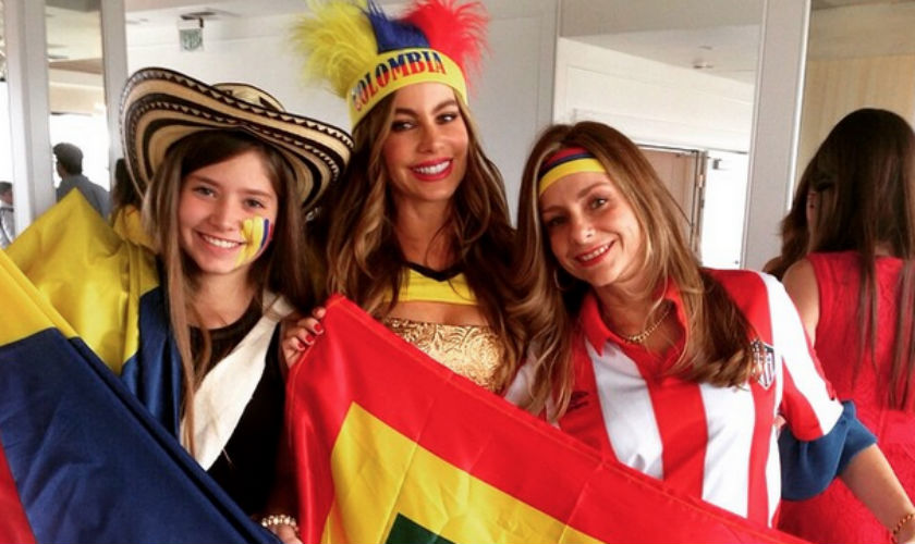 FOTOS: Fiesta Sofía Vergara estrella en el Paseo de la Fama