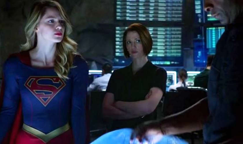 Video: Primer capítulo de la serie Supergirl