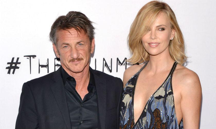 Charlize Theron y Sean Penn habrían terminado su relación