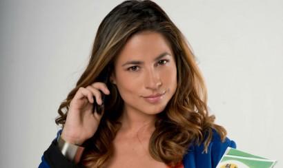 Carla Giraldo confirma que está nuevamente embarazada