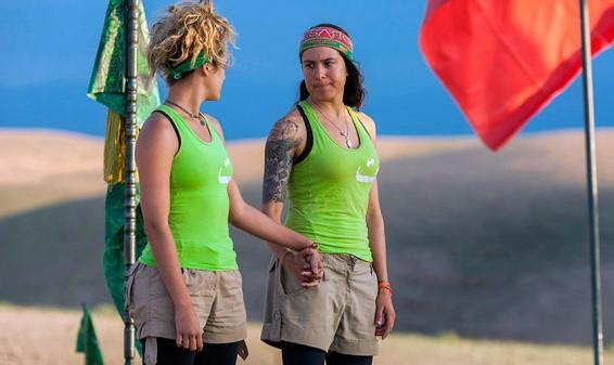 Daniela Tapia y Manuela Vásquez ya no ocultan su amor