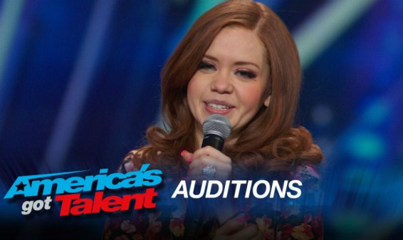 Daniella Mass, la colombiana que cautivó a los jurados de 'America's Got Talent'