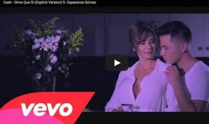 video musical donde aparece la actriz Esperanza Gómez