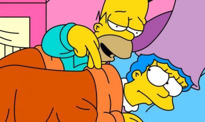 Marge y Homero se divorcian en la temporada de Los Simpson