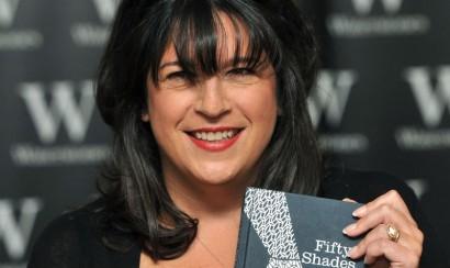 Autora de Cincuenta sombras publicará libro de Christian Grey