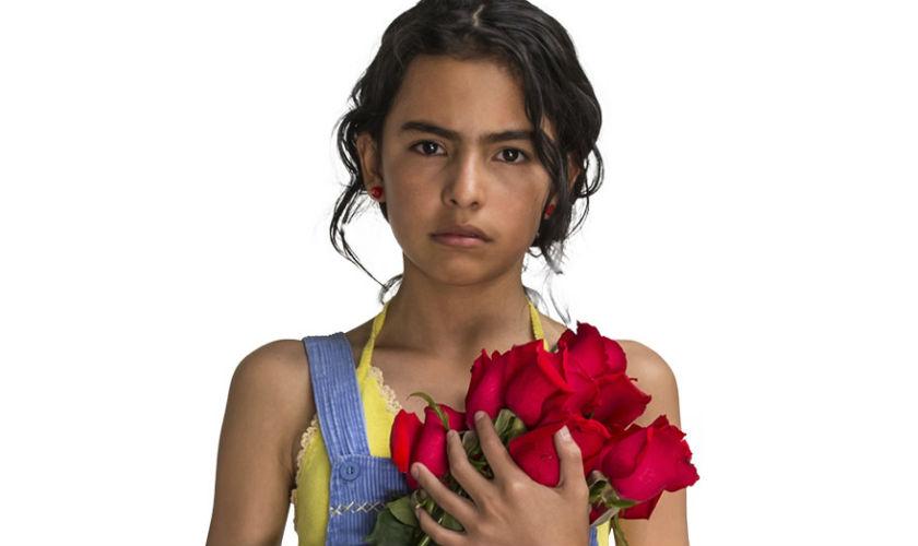 Protagonista de Lady, la vendedora de rosas habla de su papel